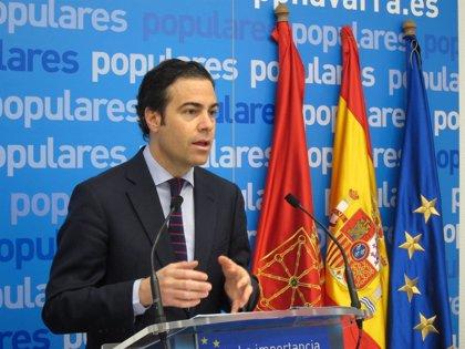 """Zalba llama a UPN y PSN a """"un acuerdo en defensa del régimen foral"""""""