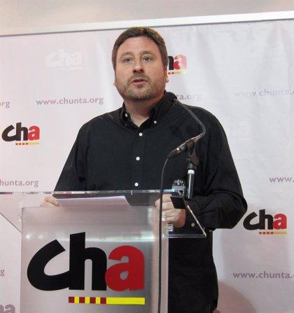 """CHA reivindica ayuntamientos """"plurales y comprometidos"""" con """"competencias y recursos"""""""