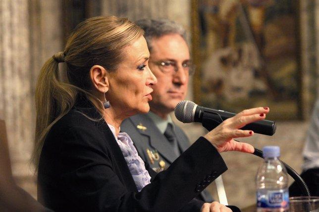 Cristina Cifuentes, delegada de Gobierno en Madrid