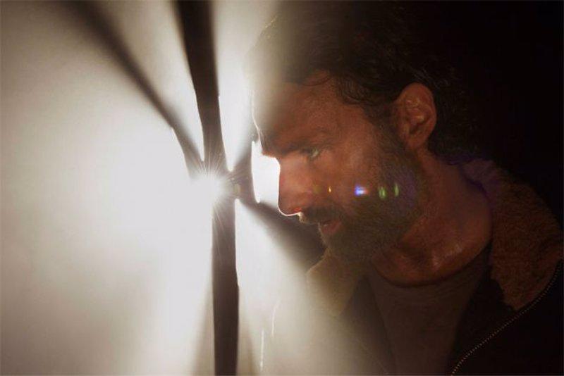 Rick, 5ª temporada de The Walking Dead