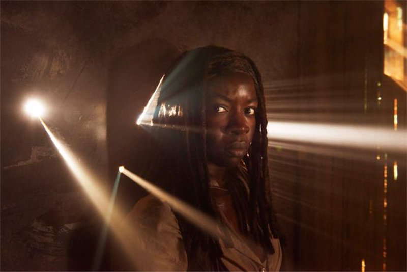 Michonne, 5ª temporada de The Walking Dead