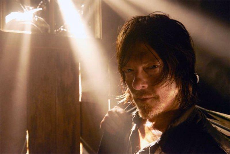 Daryl, 5ª temporada de The Walking Dead