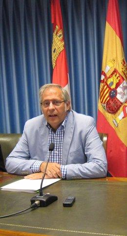 José Antonio Martínez Bermejo, subdelegado del Gobierno en Valladolid.