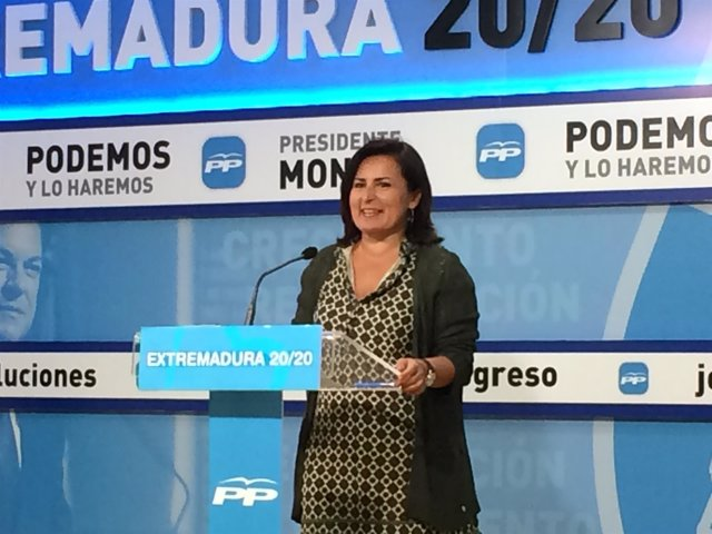 Francisca Rosa, rebaja fiscal del PP