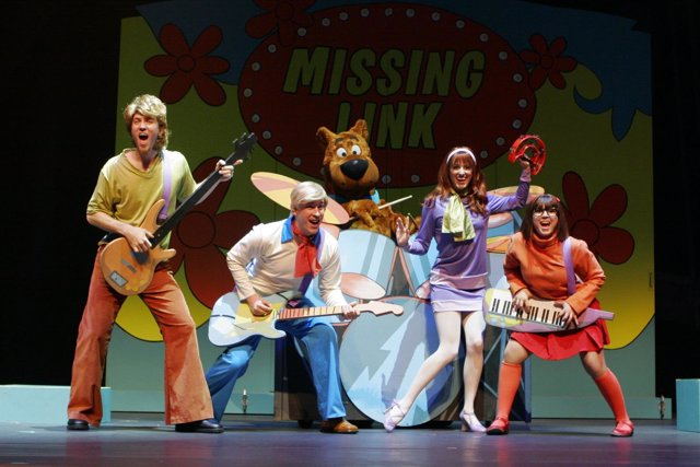 Musical Scooby- Doo.
