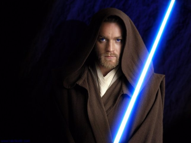 Ewan McGregor es Obi-Wan Kenobi en Star Wars