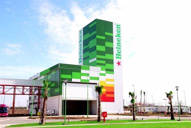 Edificio de Heineken