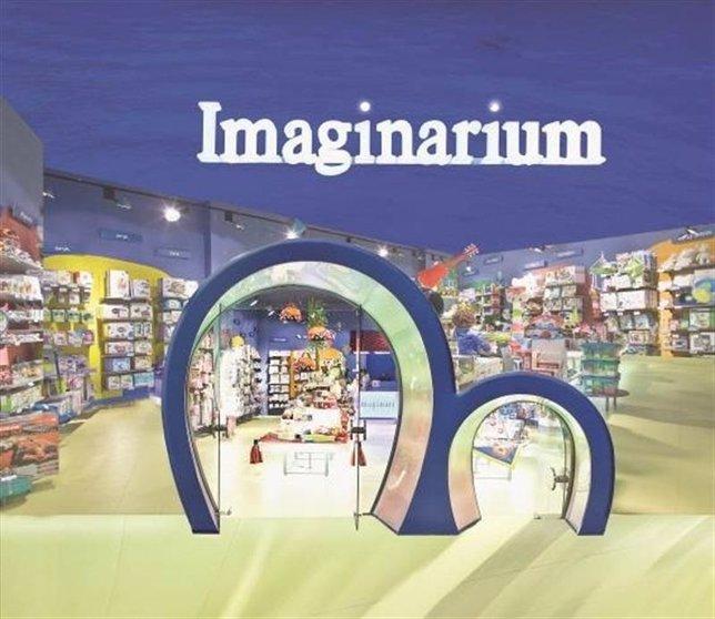Tienda de juguetes Imaginarium