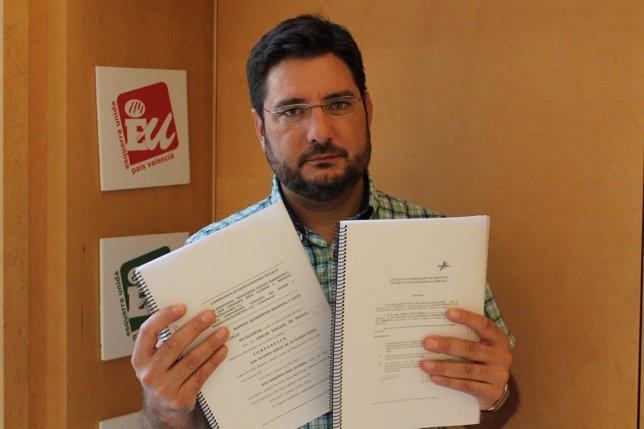 EUPV amplía la denuncia a Fiscalía sobre la compra de Valmor