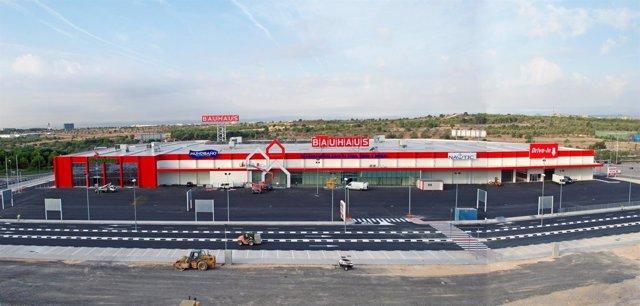 Centro de Bauhaus en Paterna (Valencia).