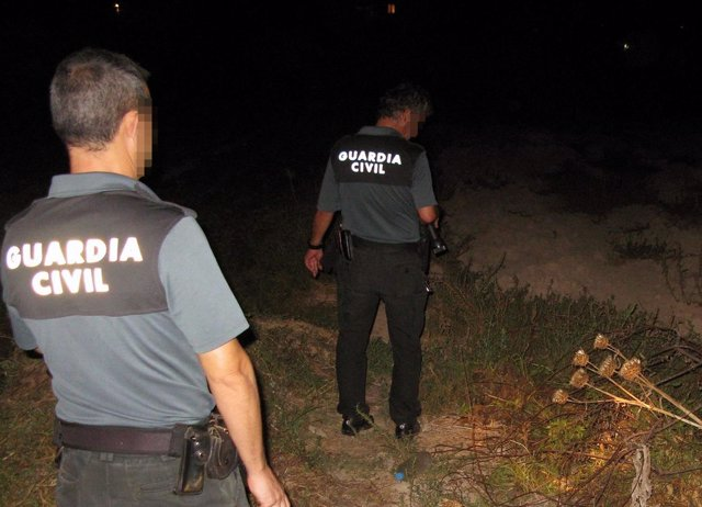 La Guardia Civil detiene al presunto autor de una tentativa de fratricidio