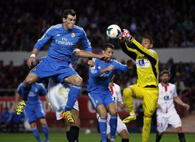 Sevilla Beto Real Madrid Cristiano Ronaldo Gareth Bale