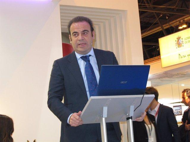 Gabriel Escarrer, vicepresidente y consejero delegado de Meliá Hotels