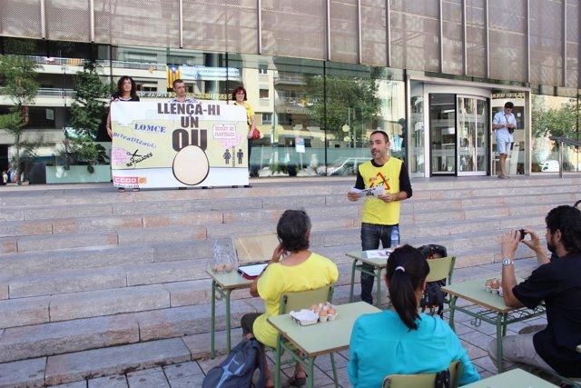 Sindicats Educació Girona