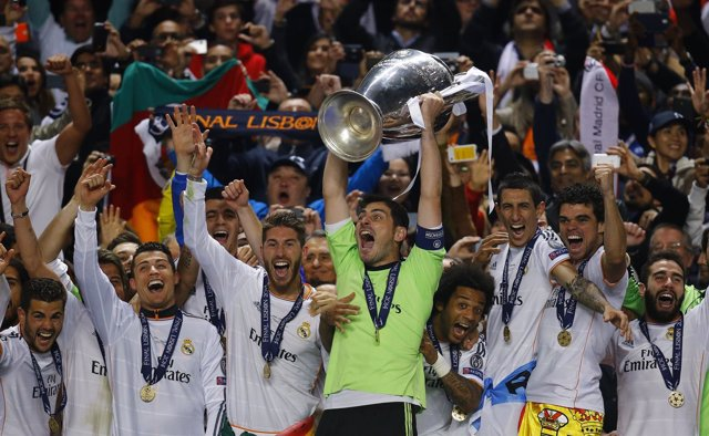 El Real Madrid 'da luz' a la Décima
