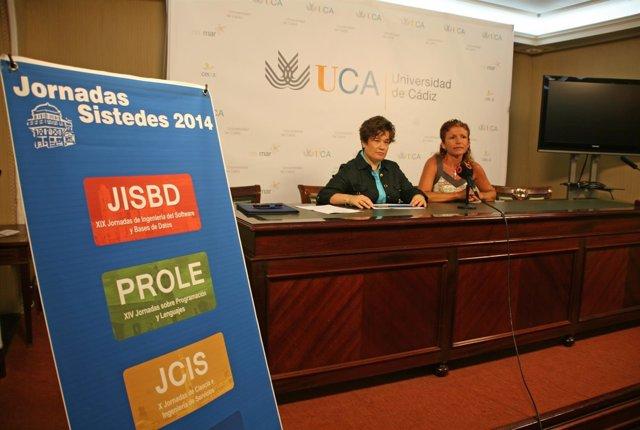 Presentación de las jornadas Sistedes 2014