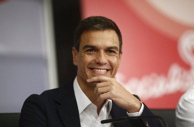El líder del PSOE, Pedro Sánchez, analiza el comienzo de curso