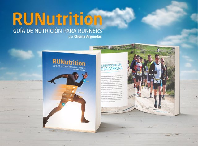 RUNutrition, guía de alimentación para runners