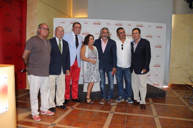 Presentación del Festival Joaquín el de la Paula