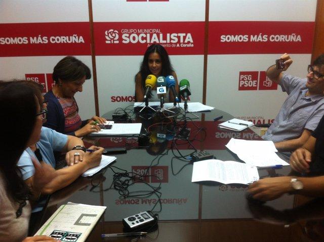 Yoya Neira del PSOE