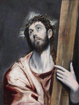 'Cristo Con La Cruz', De El Greco