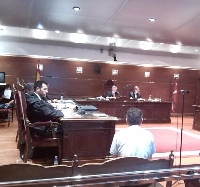 Juicio por el homicidio de Amagoia Elezkano