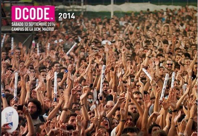 FESTIVAL DCODE 2014 UNIVERSIDAD COMPLUTENSE