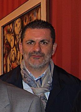 El edil vigués Ángel Rivas.