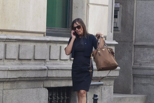 Mercè Gironés, esposa de Jordi Pujol Ferrusola