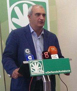 Antonio Jesús Ruiz, secretario general del PA