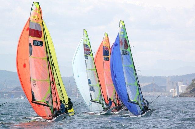 49Er Mundial Vela Santander