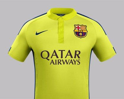El Barça retorna al amarillo
