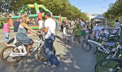 Santander celebra desde hoy la Semana de la Movilidad con talleres, una ruta solidaria en bicicleta y una 'bicifiesta'