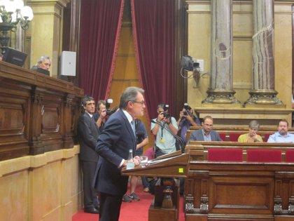 """Mas negociará con ERC su oferta de entrar en el Govern pero no es """"el momento"""""""