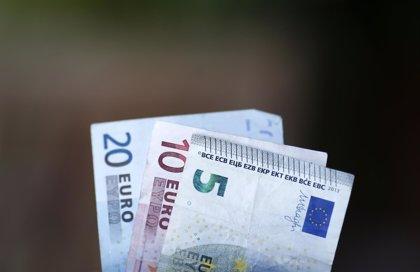 Economía/Macro.- (Ampliación) El Tesoro coloca 5.000 millones en letras a 6 y 12 meses a tipos ligeramente más altos