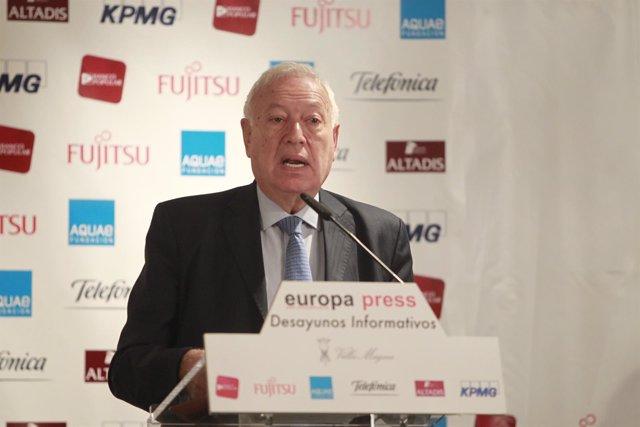 José Manuel García-Margallo, Europa Press