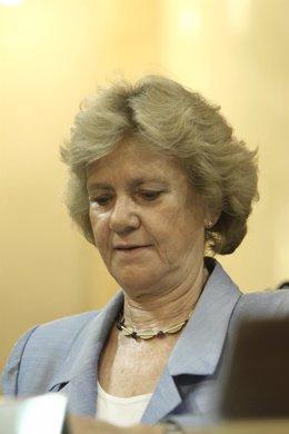 Soledad Becerril, la Defensora del Pueblo
