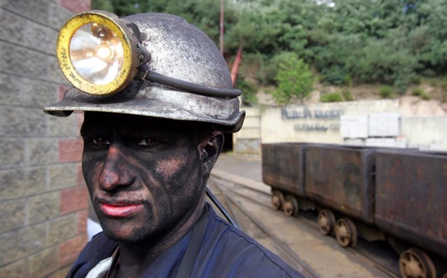 Coda mineraEduardo Margareto, 2005El pozo Peragido, la última mina de Barruelo d