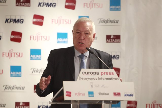 José Manuel García-Margallo, Europa Press