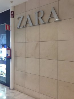 Tiendas Zara, consumo