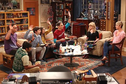 Primer avance de la octava temporada de The Big Bang Theory