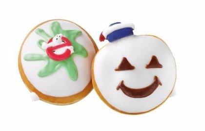 Donuts de los Cazafantasmas para celebrar su 30 aniversario