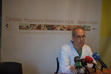 El Hospital Insular (Gran Canaria) presenta la primera unidad de un implante coclear de última generación en España