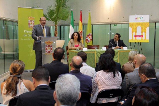 I Foro Interprovincial De Innovación Diputaciones Horizonte 2020