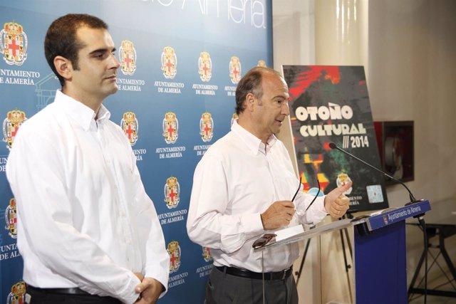 Rodríguez-Comendador presenta el otoño cultural de Almería 2014