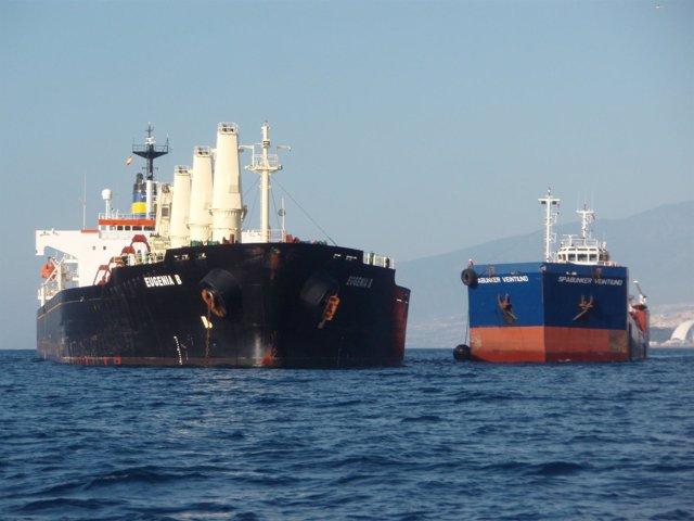 Cepsa lanza un nuevo combustible marino.