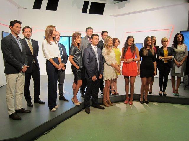 Presentación de la nueva programación de RTVCyL