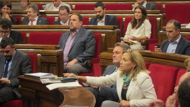 Debate de Política General en el Parlament