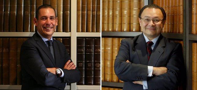 Andrés Cardó y Manuel Mirat