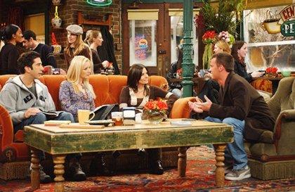 20º aniversario de Friends: El Central Perk abre sus puertas